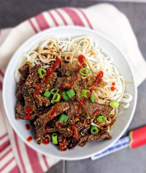 Medium Of Beef And Noodles Recipe