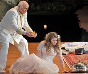 Salome and Herod