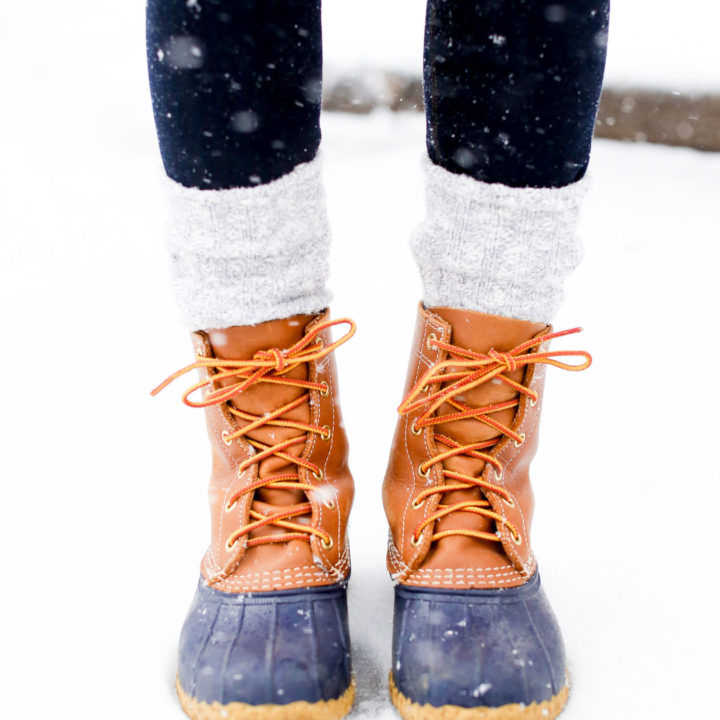 Guide to Buying LLBean Boots - Kelly in the City