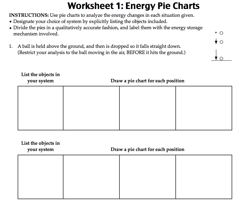 √ Force And Motion For Kids Worksheets