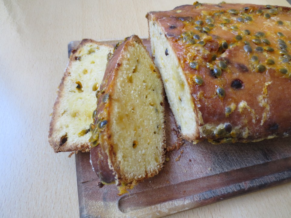 Passion Fruit Bread