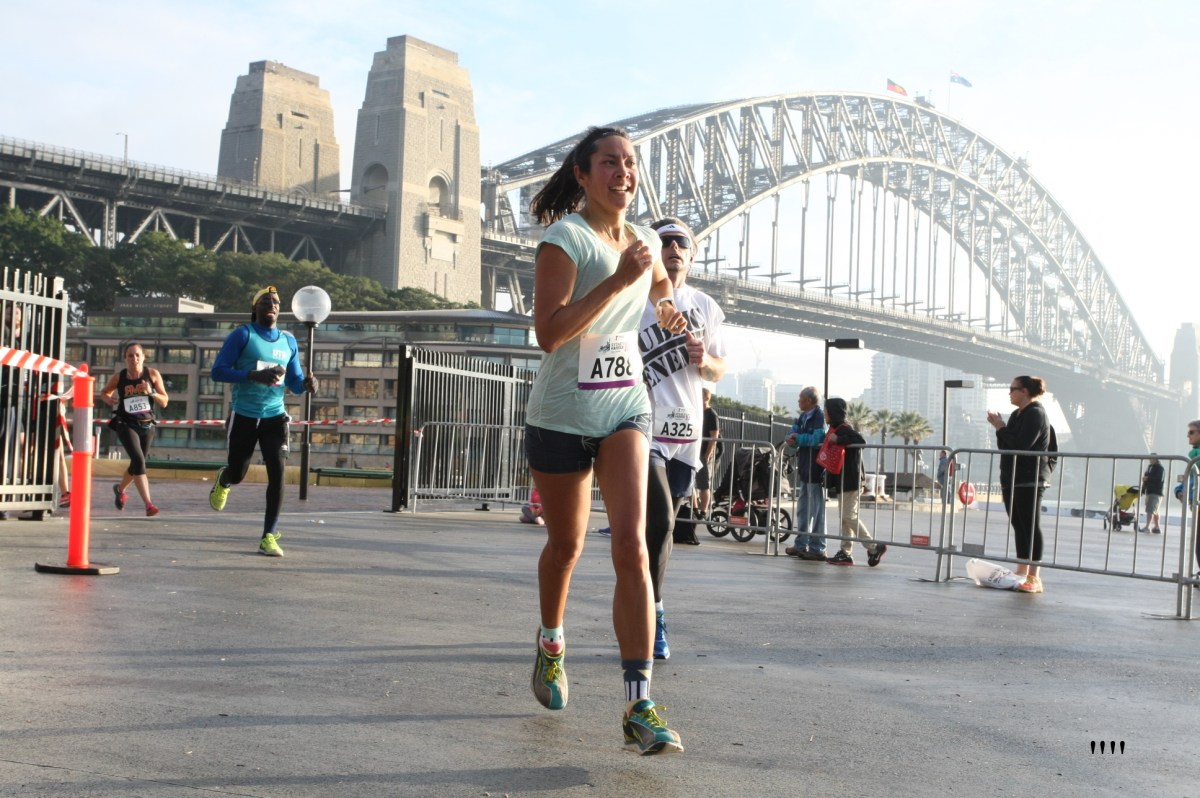 Harbour Run The Sydney Harbour 10k Race Report Kelly Runs And Eats