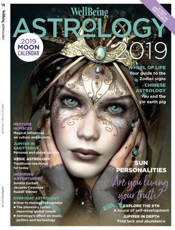 WellBeing Astrology Guide 2019 \u2013 Kelly Surtees Astrology