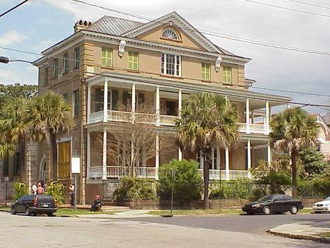 Aiken Rhett House Charleston Sc