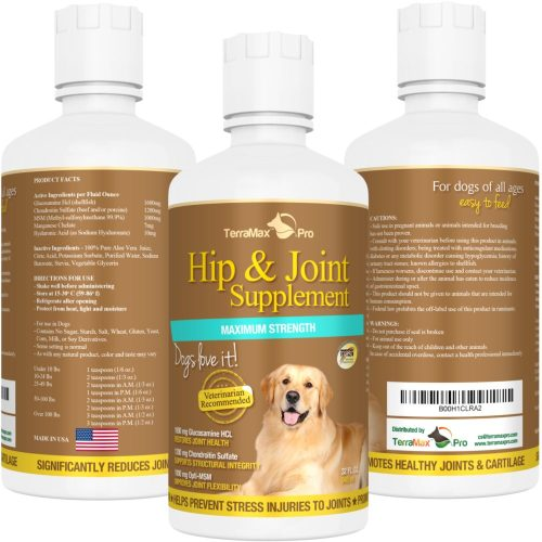 Medium Of Joint Supplements For Dogs