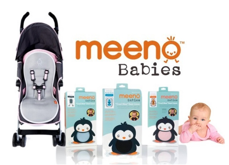 keep the little ones safe this summer with meeno babies cool mee car seat stroller liners. Black Bedroom Furniture Sets. Home Design Ideas