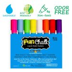 Like Crafts, Scrapbooking, Unique Ideas for Decor? You Need Fun Chalk Markers! #HGG