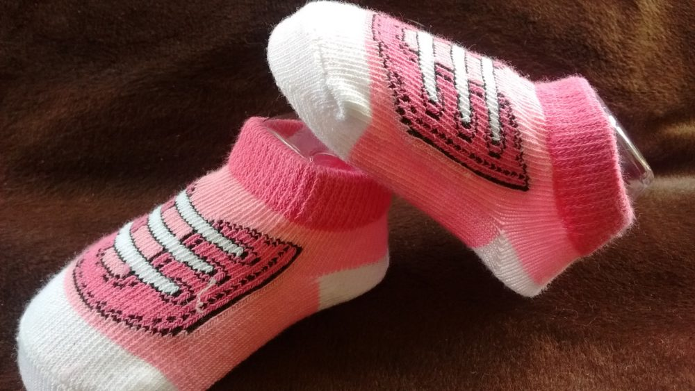 Tired of Baby Socks that Fall f BabyFit Forever Stay