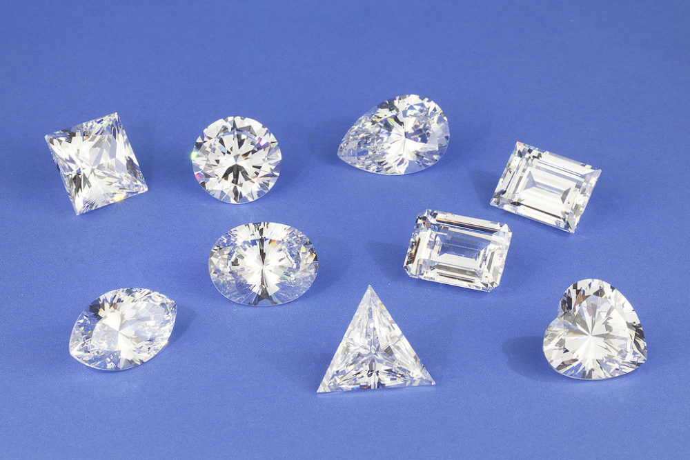 Types Of Diamond Cuts Shapes And Sizes