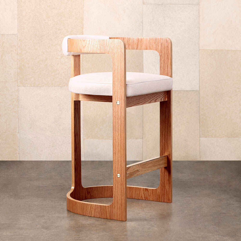 Designer High Chair Designer Chairs High End Seating Kelly Wearstler