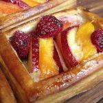 Stone Fruit Tart