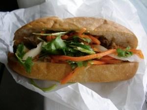 Bahn Mi Saigon Sandwich 300x225