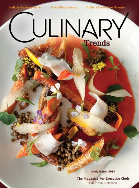 Culinary Trends Cover Foraging