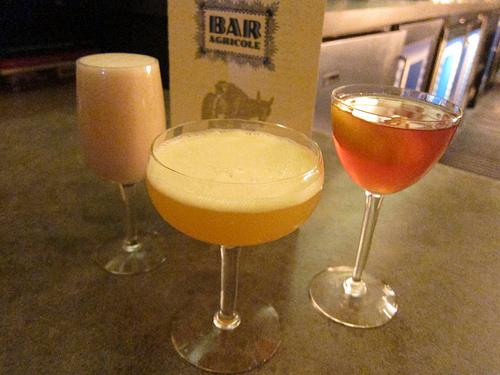Cocktails BarAgricole