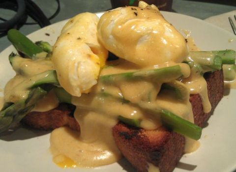 Eggs Benedict Local Mission Eatery