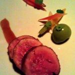 Roasted Quail Roulade Aziza SF
