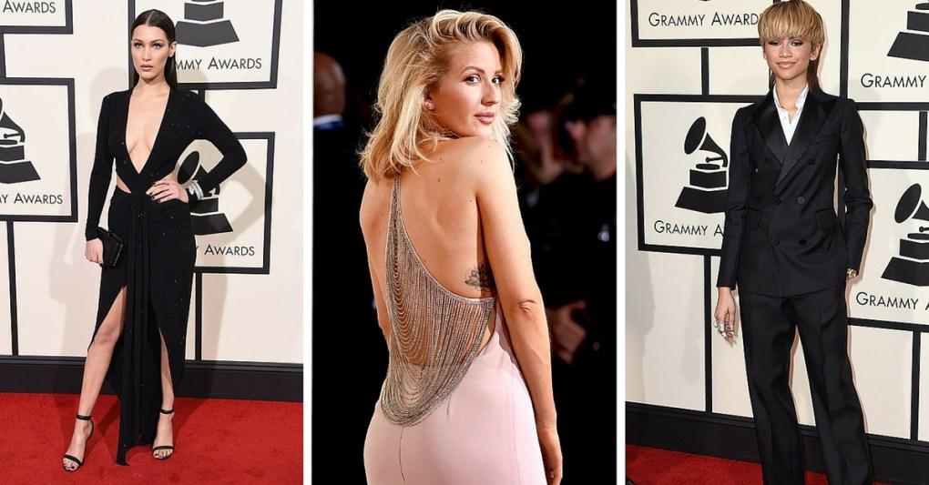 Grammy's 2016 Red Carpet