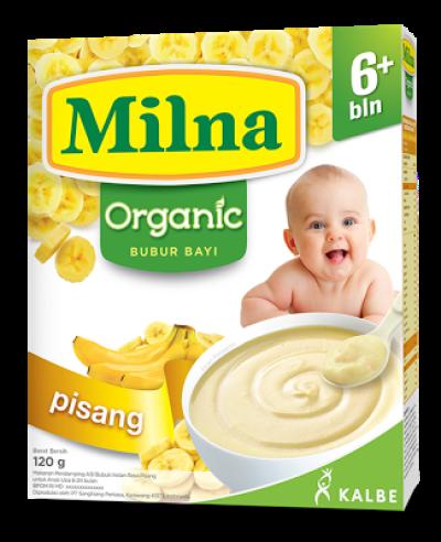 Milna Organic Pisang