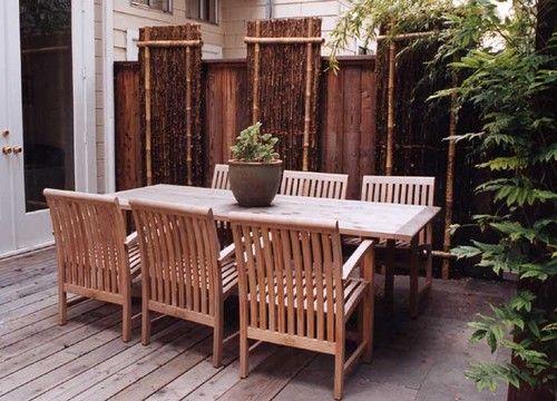 40 contoh hiasan dekorasi dan interior bambu untuk rumah