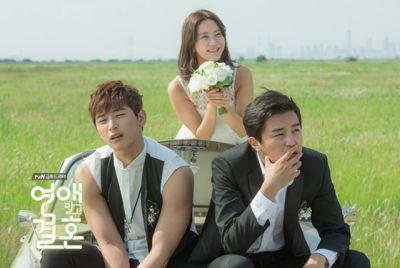 Sinopsis marriage not dating drama korea