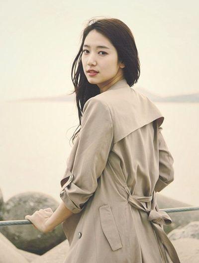 Foto Aktris Cantik Korea Park Shin-hye 7