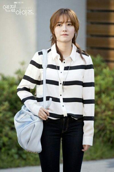 Koleksi Foto Ku Hye-sun Si Cantik Menawan dari Korea