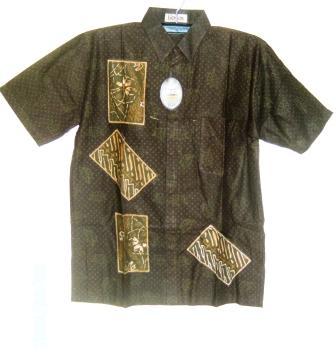 PRIA MODERN Kemeja Batik WANITA MODERN Kemeja Batik PEKALONGAN