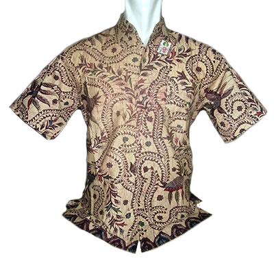 Baju Batik Khas Sidoarjo Untuk Gamis