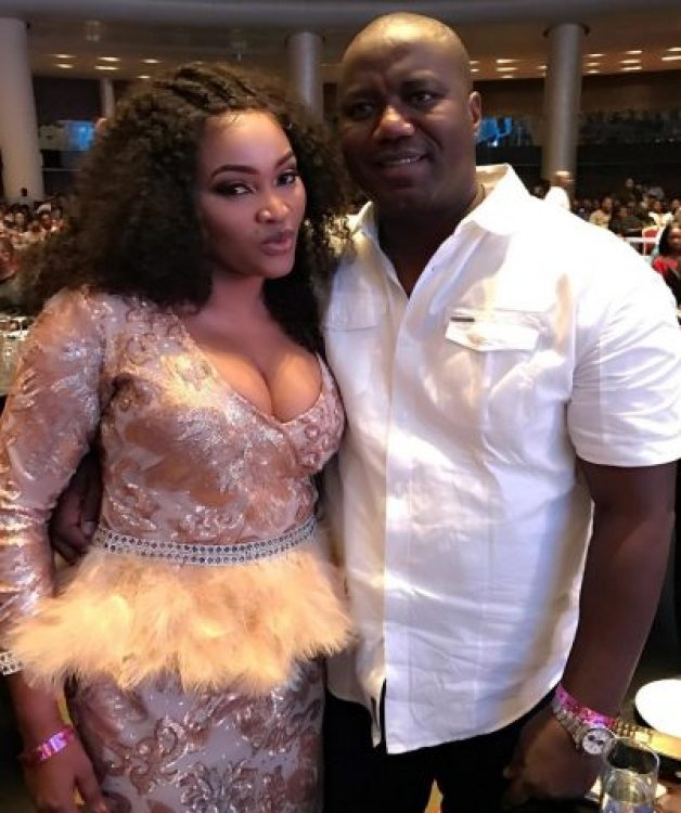 Image result for Court Bars Mercy Aigbe's Estranged Hubby Gentry From Her, Two Kids