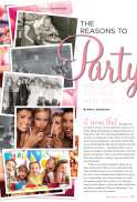 Reasons to Party, Hudson Valley Magazine, October 2013