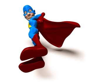 superhero, super power