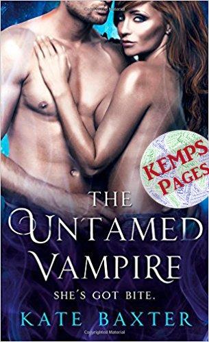 Untamed Vampire, Kate Baxter