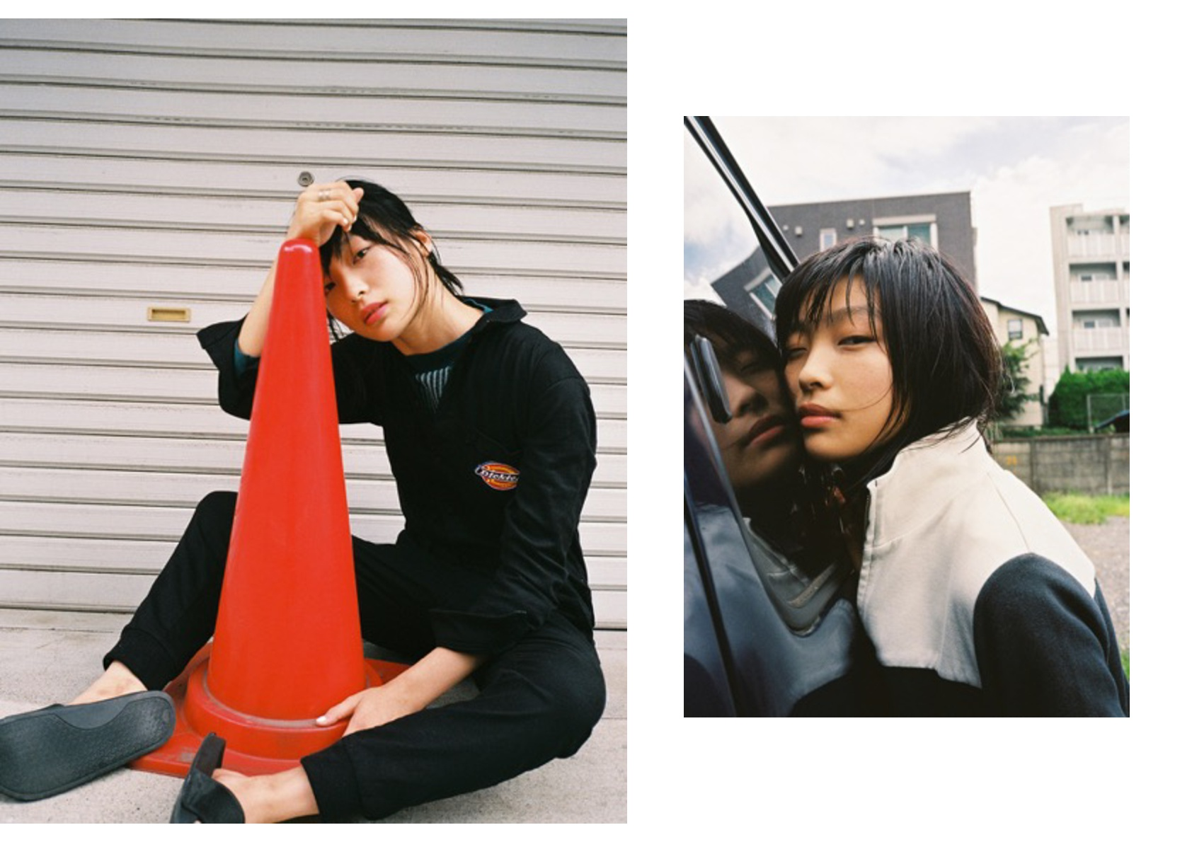 Maps magazine  KEN YOSHIMURA HAIR