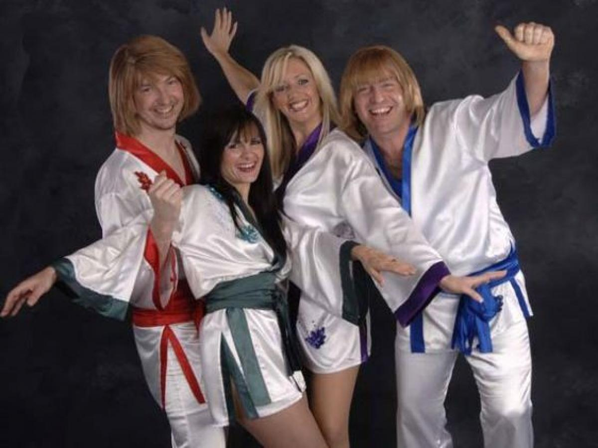 Abba Band Abba Rival The Greatest Hits Concert Paralimni