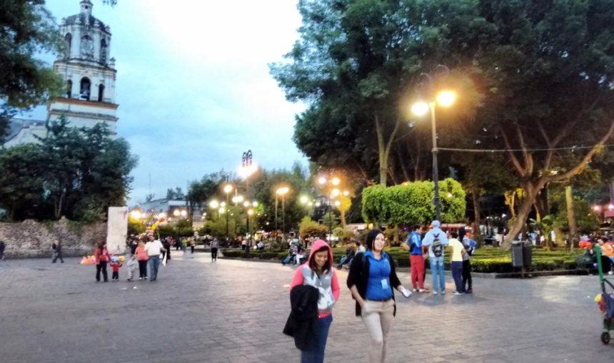 Caminando por Coyoacán