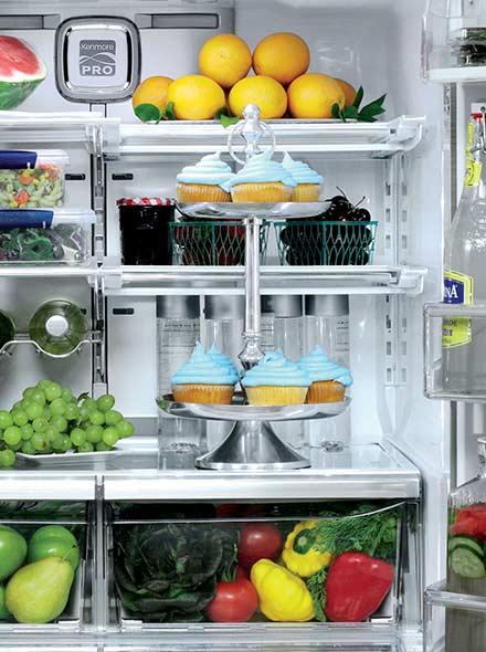 Best Refrigerators, Freezers, Ice Makers, Wine Coolers,  More Kenmore
