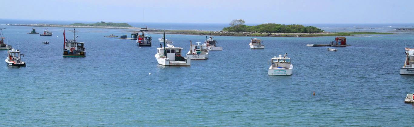 Cape Porpoise Kennebunkport Fishing Village Kennebunkport Maine