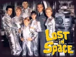 Lost in Space debuted