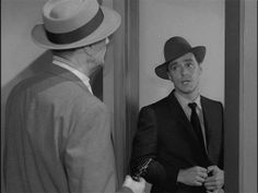 Milton Frome in the Twilight Zone episode, The Four of Us Are Dying.