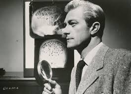 Richard Denning in Creature With the Atomic Brain