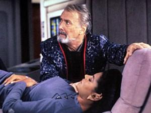 Richard Kiley in Star Trek