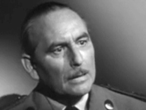 Ben Wright as General Benton in The Outer Limits episode, Nightmare.