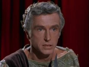 Liam Sullivan in Star Trek