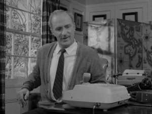 Keenan Wynn in the Twilight Zone episode, A World of His Own.