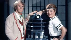 Rula Lenska in Doctor Who