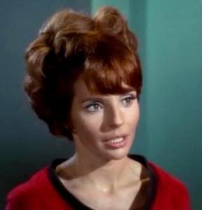 Madlyn Rhue in Star Trek: Space Seed