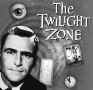 The Twilight Zone debuted