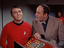 Vic Tayback in Star Trek