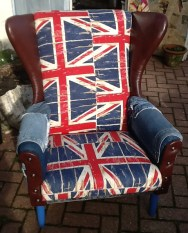 Chair Union Jack 1