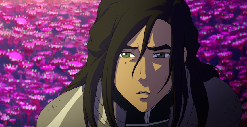 Fall Wedding Wallpaper The Legend Of Korra And The Problem With Its Villains